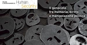 Human Security N.9, Maggio 2019