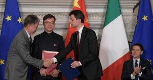 China-Italy Philanthropy Forum 2019