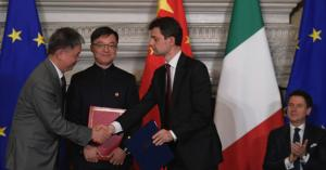 China-Italy Philanthropy Forum 2019