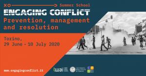 Engaging Conflict Summer School