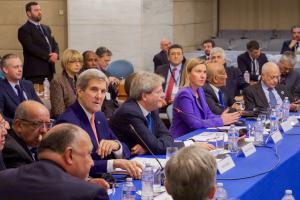 Peacebuilding Italiano Kerry_Gentiloni_Mogherini