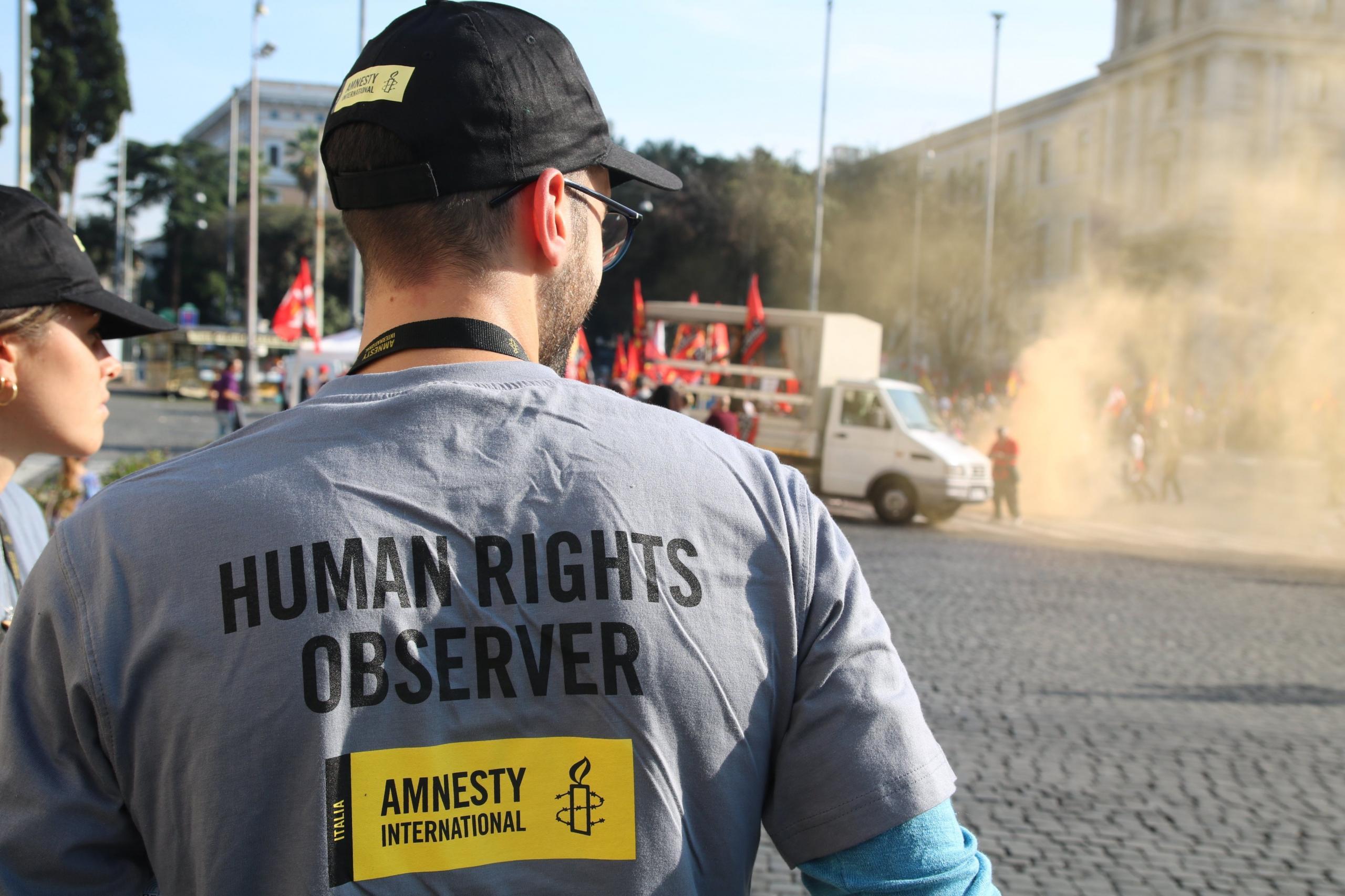 Peacebuilding Amnesy International Osservatore
