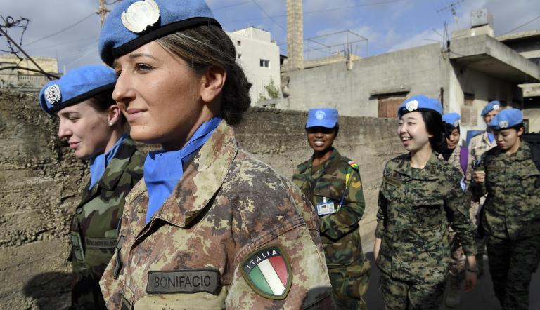 Peacebuilding ONU