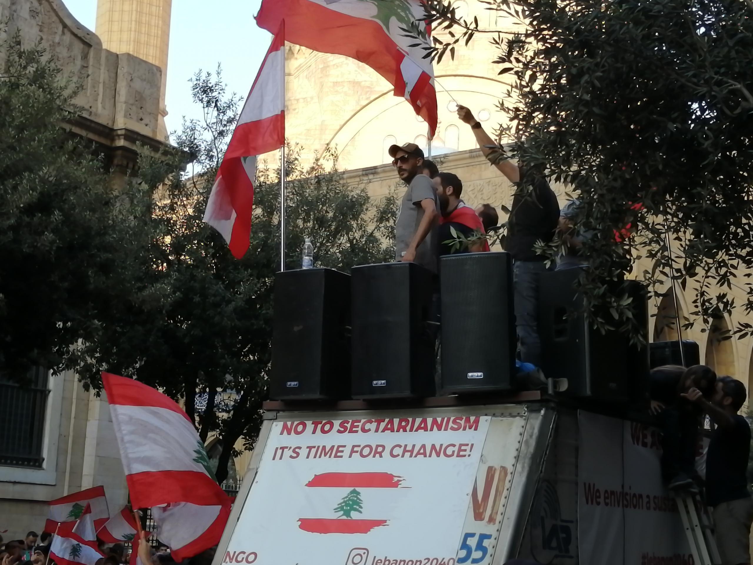 Lebanon blast Beirut