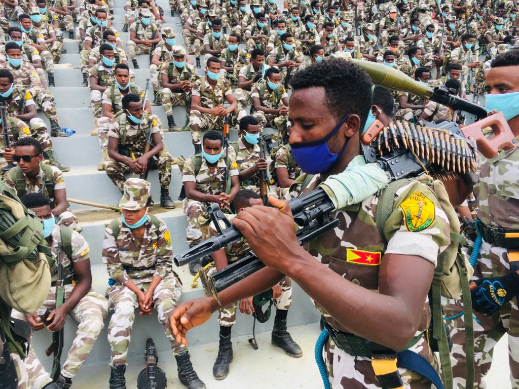 Etiopia democrazia